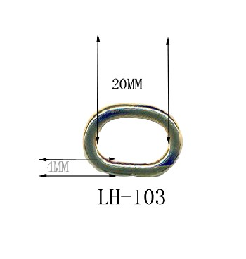 O-ring for fashianal bagLH-103