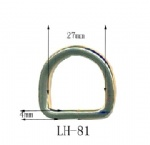 D-ring for fashianal bagLH-81